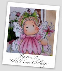 Woo Hoo!!! Top 5 at Tilda's Town